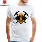 Bitcoin Miner T-Shirts