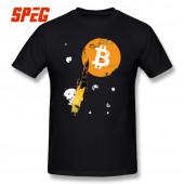 Bitcoin Rocket T-Shirt