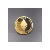 Ethereum Gold Münze