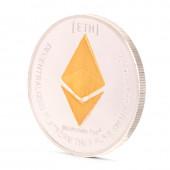 Ethereum Silber Münze